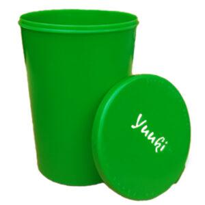 Yuuki rengøringsbeholder grøn