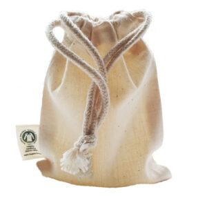 økologisk bomuldspose