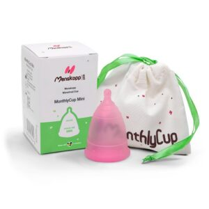 MonthlyCup mini pink